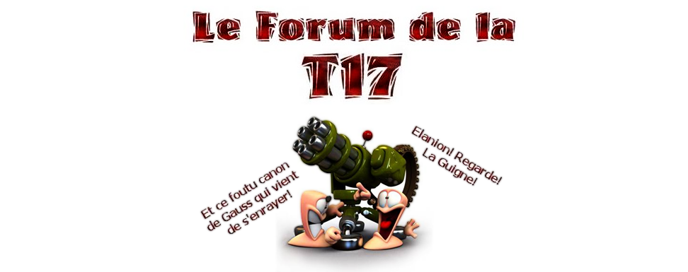 Forum de la Team 17 - OGame.fr Univers 61 Forum Index
