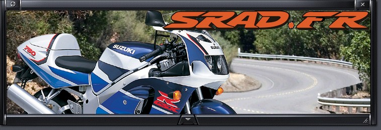 GSXR-SRAD Index du Forum