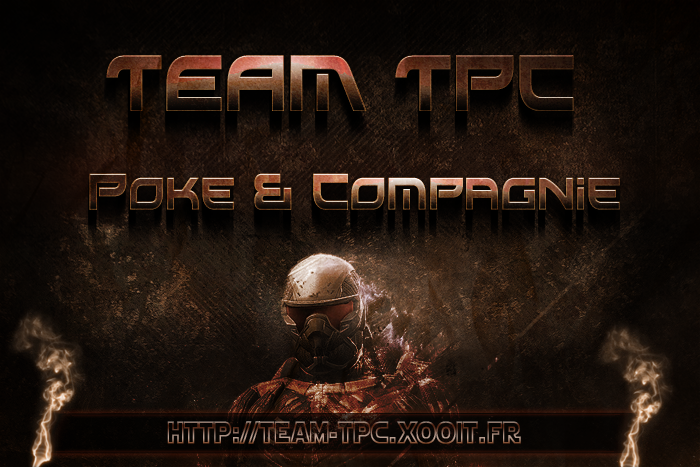 ·•●★ Team Poke & Compagnie ★●•· Index du Forum