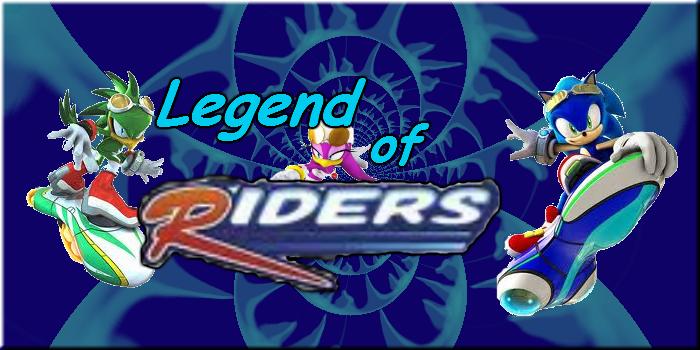 legend of riders Forum Index