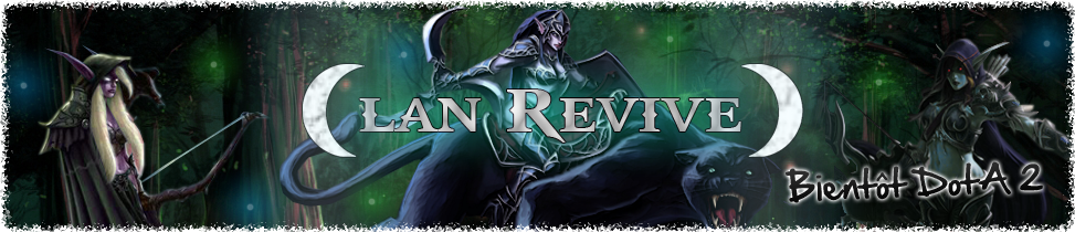 Clan Revived Forum Index