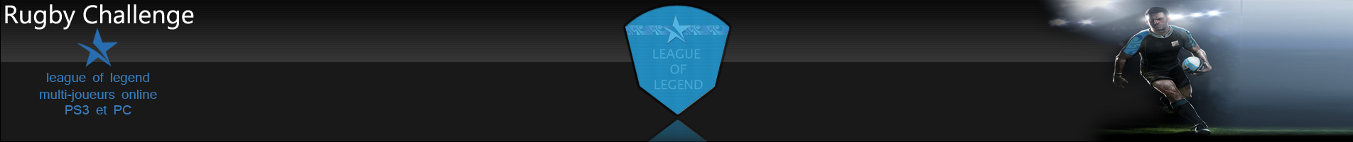 Jonah Lomu Rugby Challenge Index du Forum