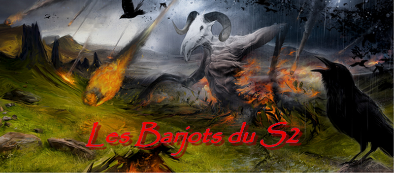 les barjots du s2 Index du Forum