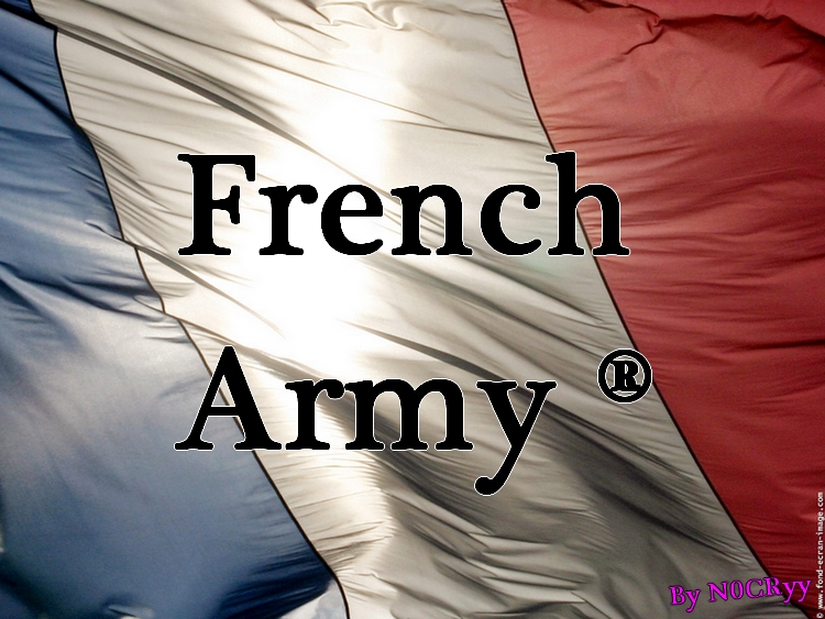 French Army ® Index du Forum