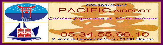 PACIFIC AIPORT Restaurant Index du Forum