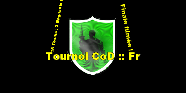 Tournoi CoD :: Fr Index du Forum