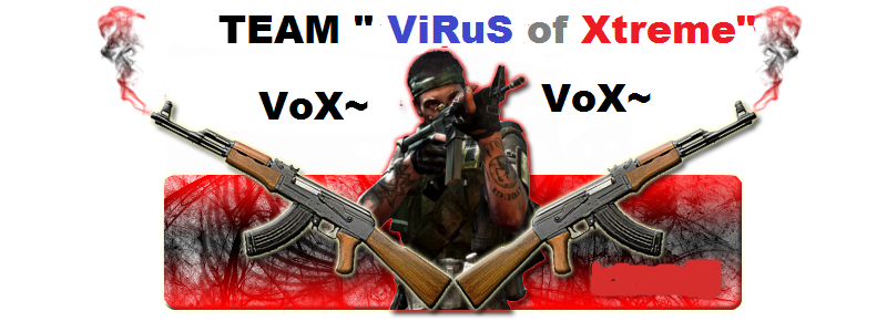 Team VoX~ Index du Forum