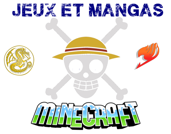 Jeux et mangas. Un forum de posts. Index du Forum