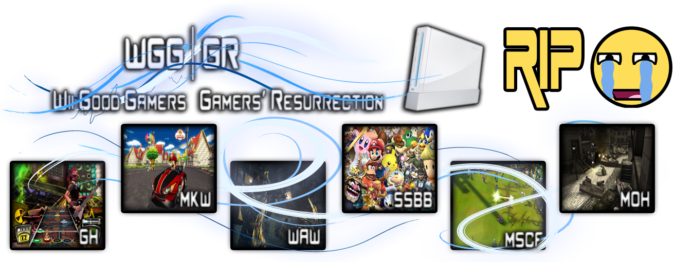 [GR] - Gamers' Resurrection Index du Forum