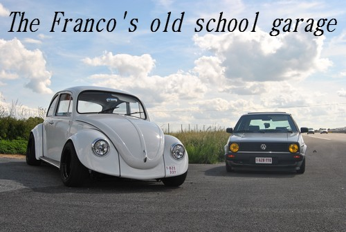 the franco's old school garage Index du Forum