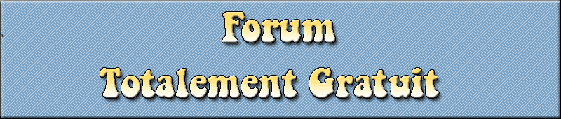 Le forum bonplan_gratuits Forum Index