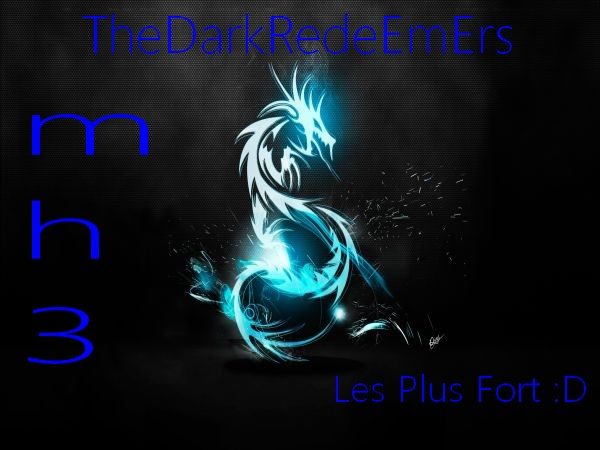 The Dark Redeemers Index du Forum