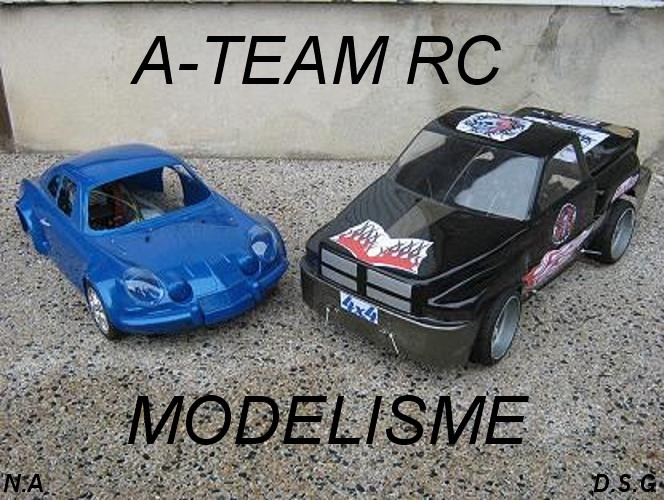 a-team rc  Forum Index