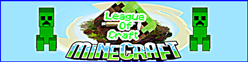 League of Craft: Community Index du Forum