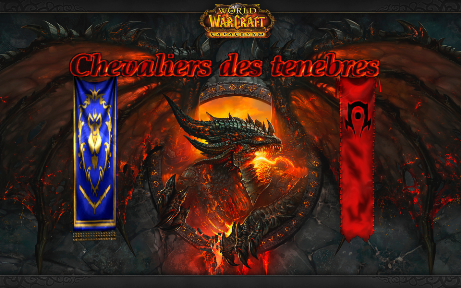 chevaliers des ténèbres Index du Forum