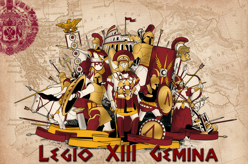 legio xiii gemina Index du Forum