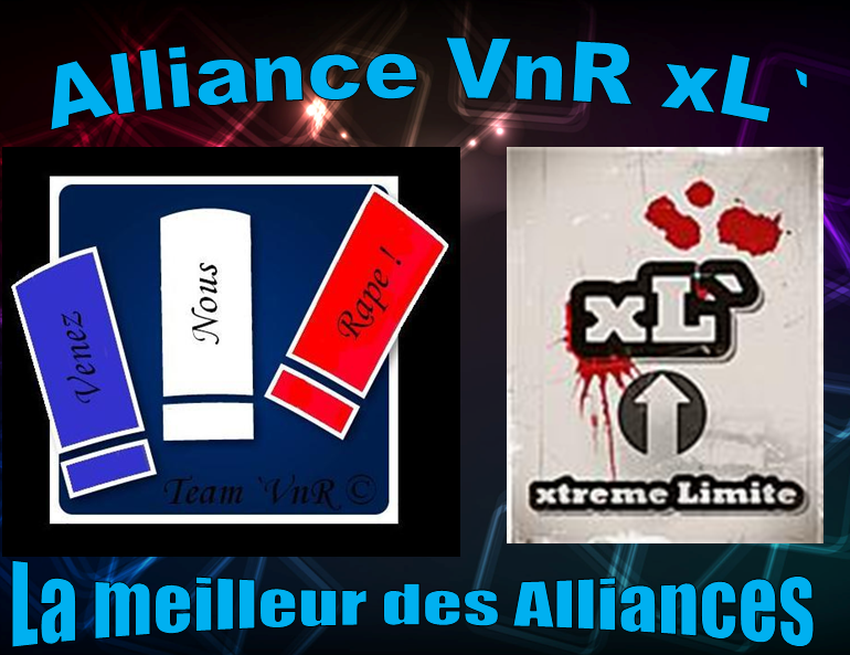 "Team ""Venez nous Rape"" Index du Forum"