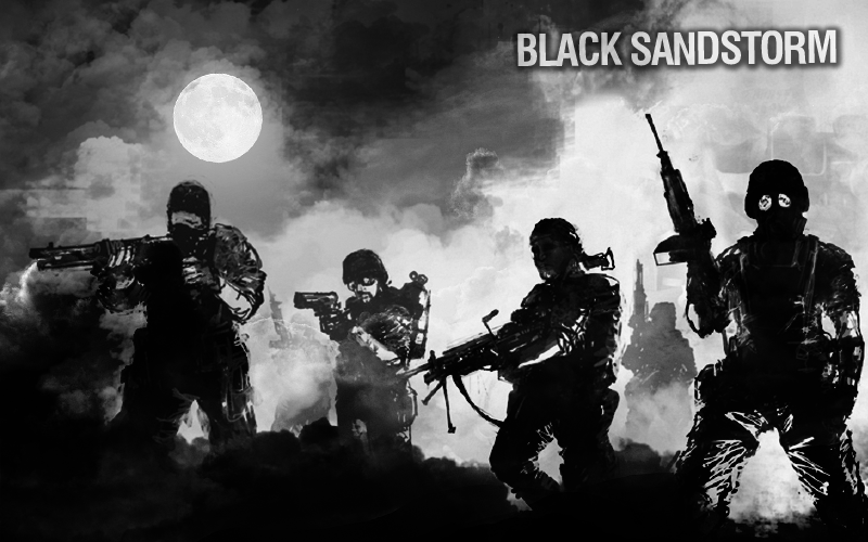Black sandstorm Index du Forum