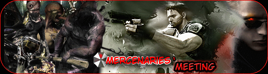 Mercenaries'Meeting Index du Forum