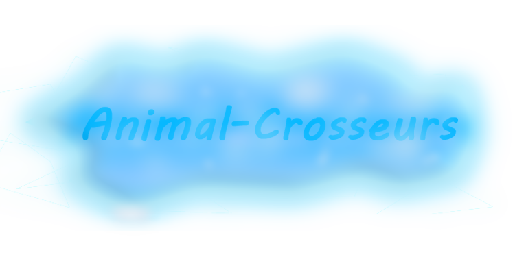 Animal crosseur : Le monde d'animal crossing. Forum Index
