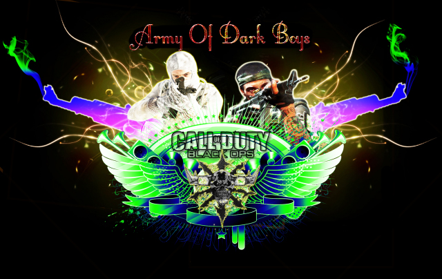 army of dark boys Index du Forum