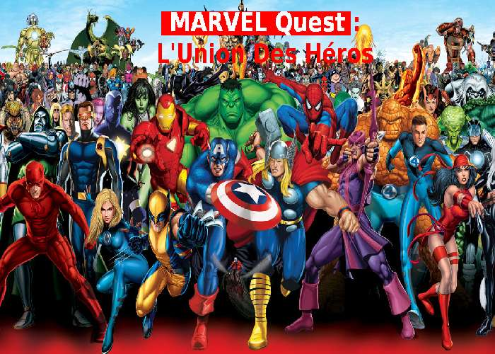 Marvel Quest : L'union des Héros Index du Forum