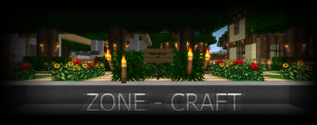 ZONEcraft Index du Forum
