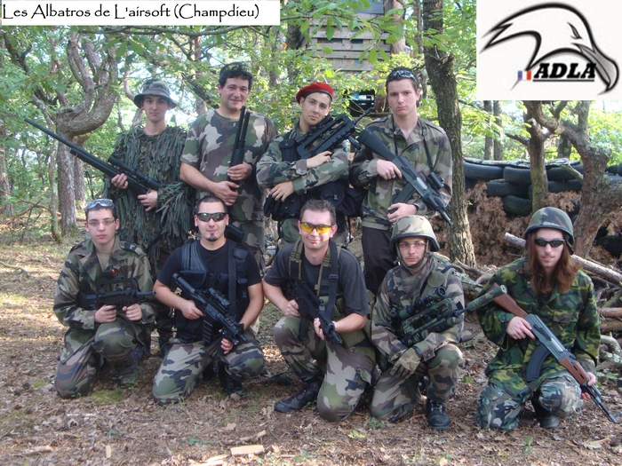 les adla : les albatros de l'airsoft Index du Forum