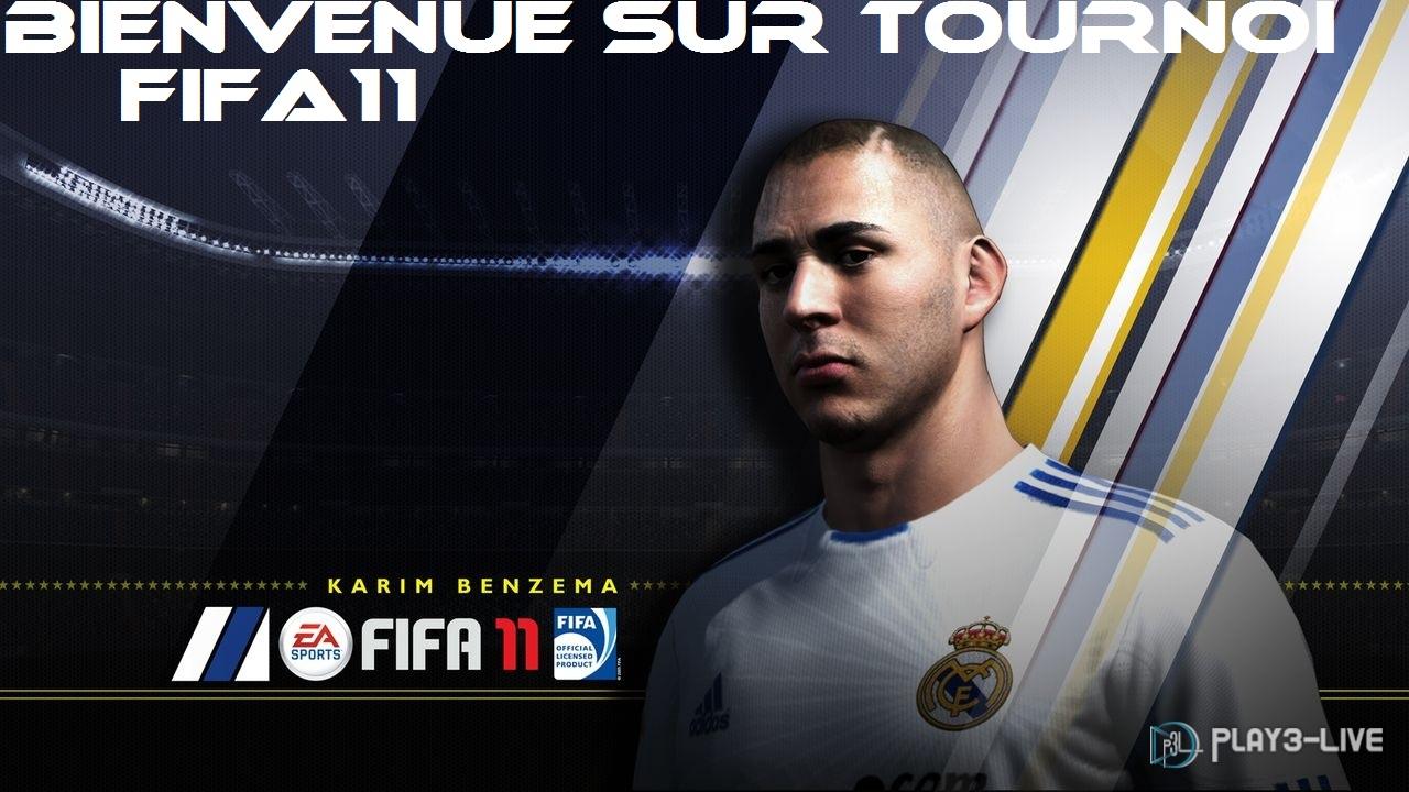 tournoi fifa11 Index du Forum
