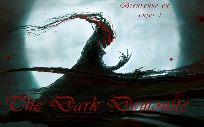 the dark demonite Index du Forum