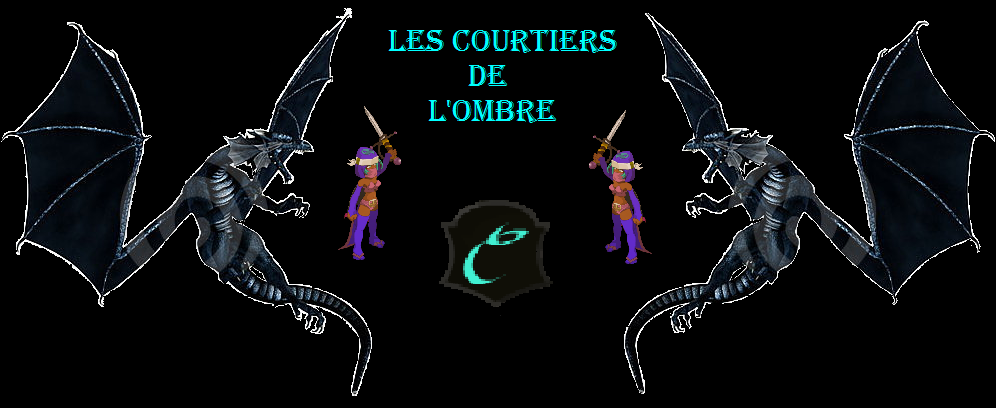 les courtiers de l'ombre Index du Forum
