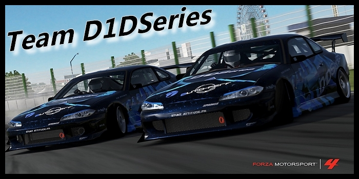 team d1 drift series  Index du Forum