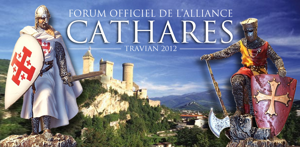 les cathares du sud ouest Index du Forum