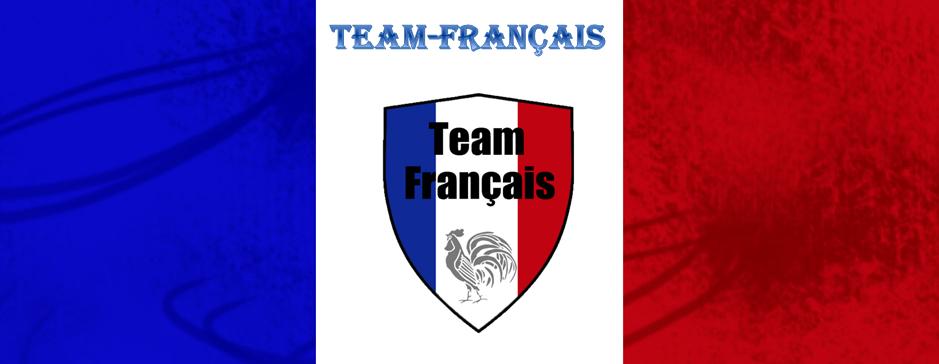 le forum du Team Français sur Eos Index du Forum