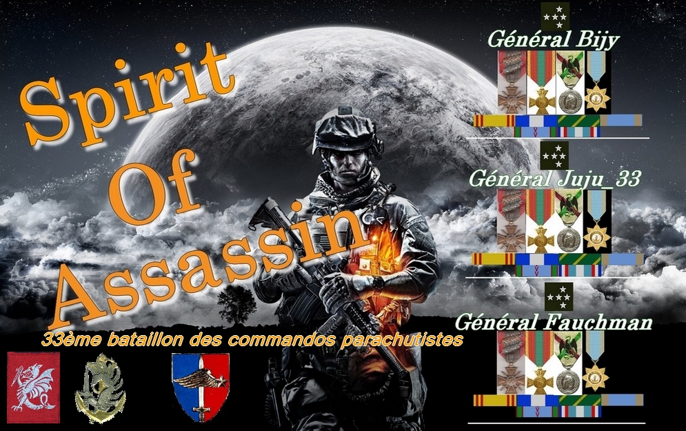 forum de la section Spirit Of Assassin Index du Forum