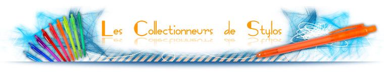 Les collectionneurs de stylos Index du Forum