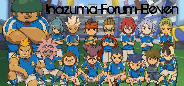 InazumaEleven 1,2 Index du Forum