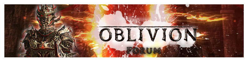 Oblivionforum Index du Forum