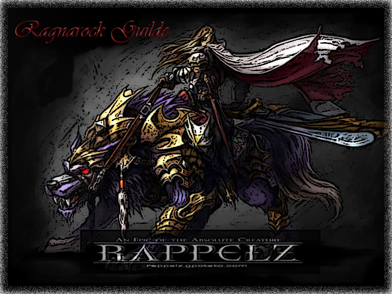 Rappelz Guilde Ragnarock Index du Forum
