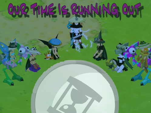 OuR tImE iS RuNnInG oUt Index du Forum