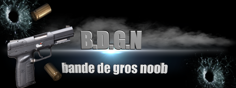 LA TEAM BDGN Index du Forum