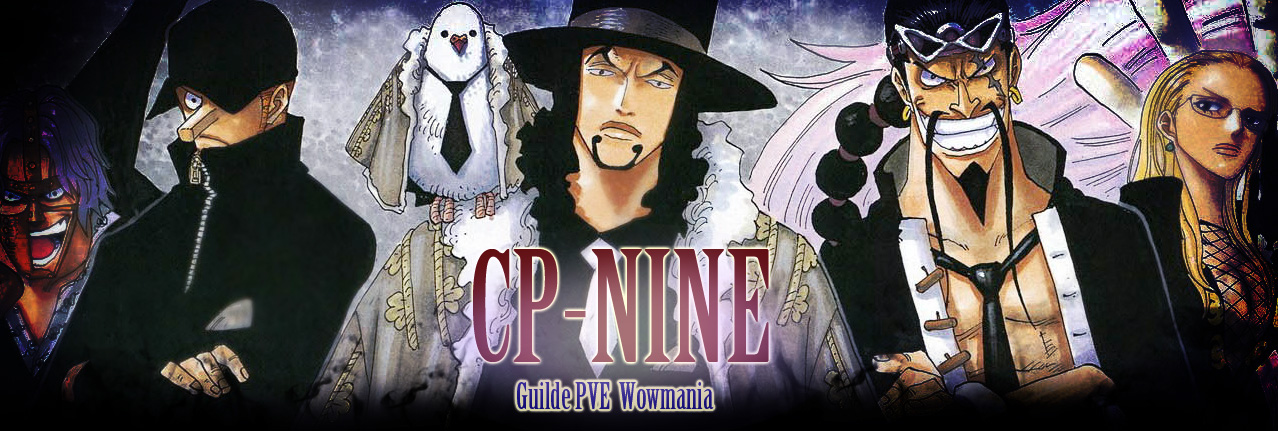 CP NINE Index du Forum