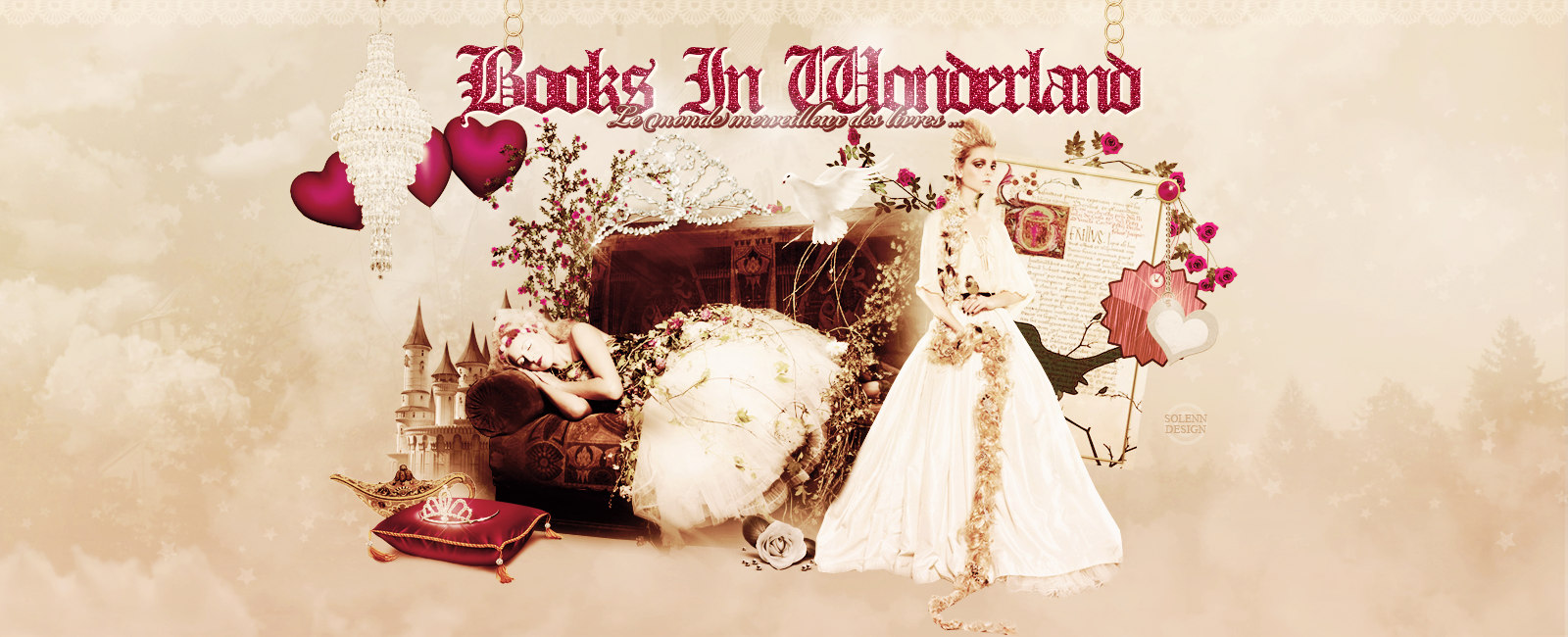 ♣ Books In Wonderland ♣ Forum Index