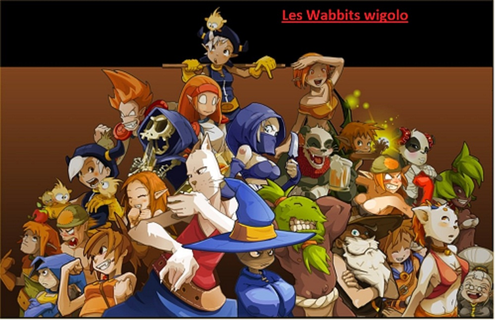 les wabbits wigolo Forum Index