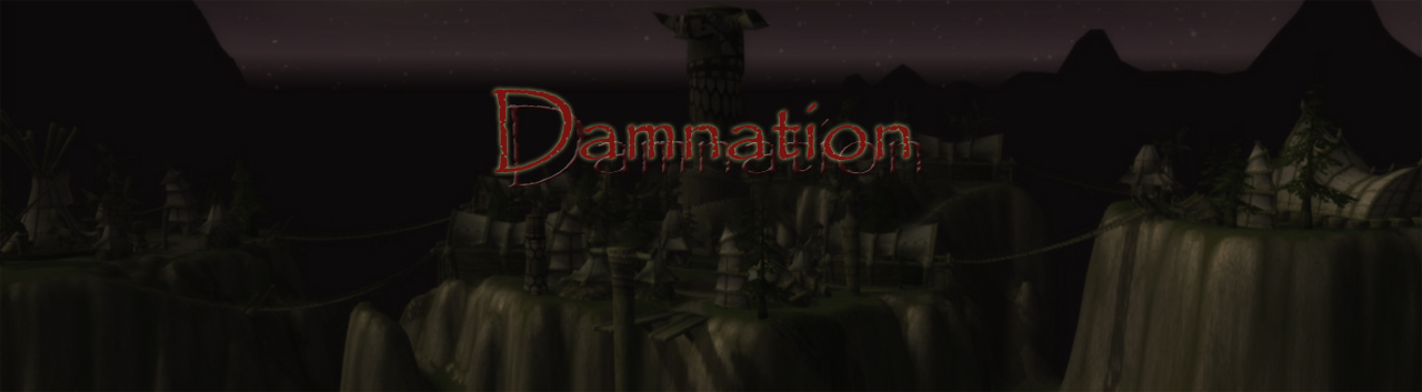 Damnation Index du Forum