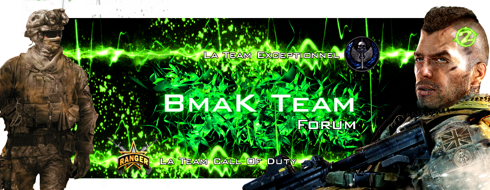 BmaK™ Team Index du Forum