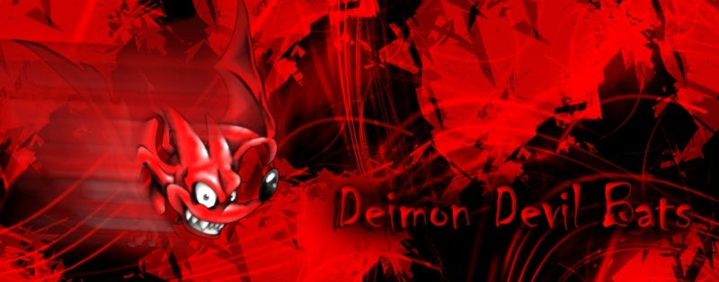 DEIMON DEVIL BATS Index du Forum