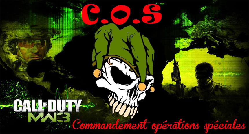 TEAM C.O.S  Index du Forum