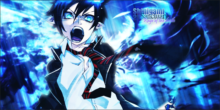 Shinigami-Sanctuary Index du Forum