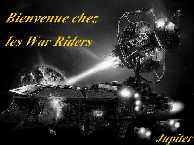 war riders de jupiter Index du Forum